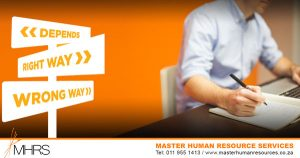 Using Human Resource company services